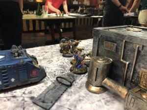 Deathguard vs Crimson Fists